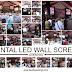 Sewa led screen Semarang | Dalam Acara Pengisian Awal Waduk Jatibarang