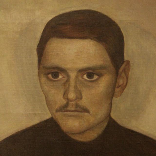 Udsnit fra 'Og i hans øjne så jeg døden' af Ejnar Nielsen (1897)