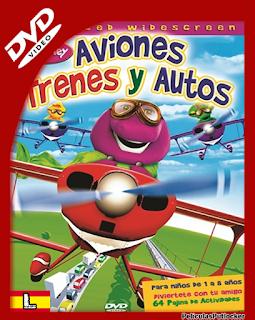 Barney: Aviones, Trenes y Autos (2012) DVDRip Latino