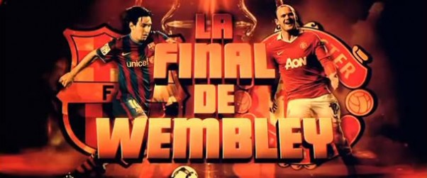 Final Champions 2011, Wembley