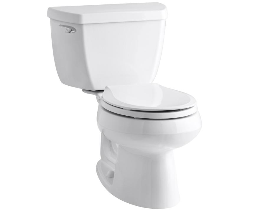 Kohlers Toilets : Everything Toilets: Kohler Wellworth Classic Toilet Review