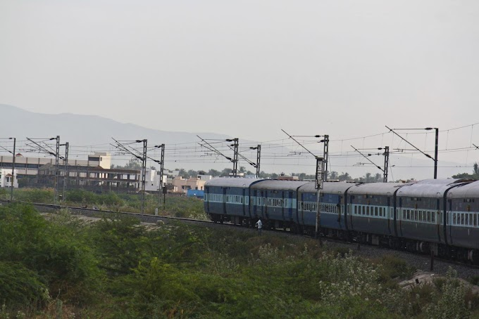 On Indian Railways, Thoothukudi express, Waiting list booking,TatkalThrills, Pulling the chain and a train journey that has no logic whatsover!