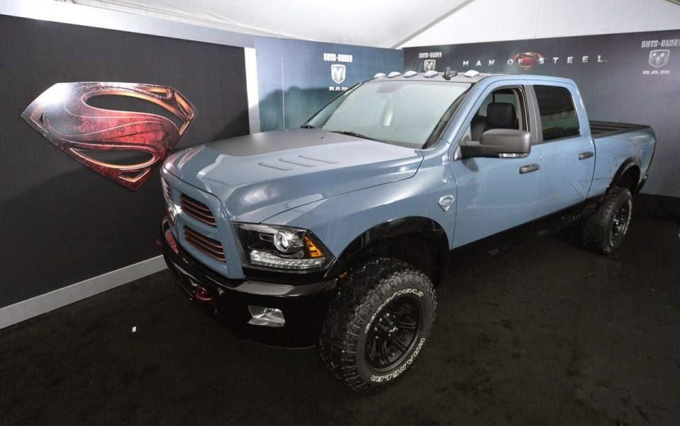 2014 Dodge Ram 2500 Power Wagon