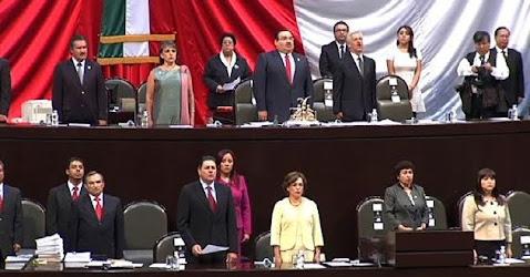 75 aniversario del IPN en San Lázaro