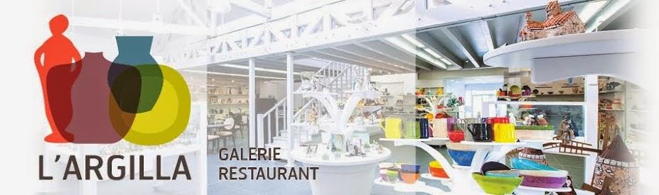 L'Argilla - Galerie Restaurant