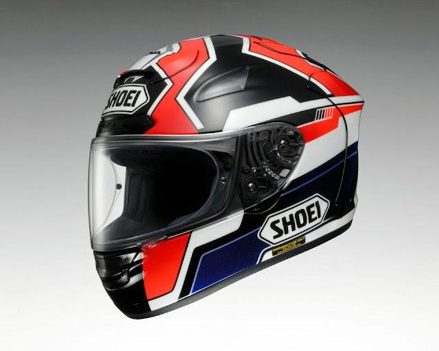 racing helmets garage shoei x spirit ii 2013 europe usa. Black Bedroom Furniture Sets. Home Design Ideas