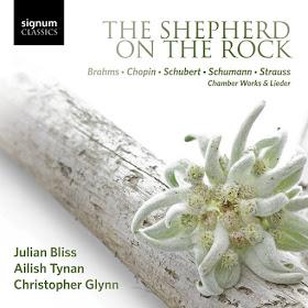 the Shepherd on the Rock - Ailish Tynan, Julian Bliss, Christopher Glynn