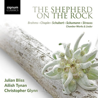 the Shepherd on the Rock - Ailish Tynan, Julian Bliss, Christopher Glynn