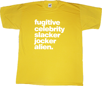 movie alien fun helvetica t-shirt ephemeral-t-shirts