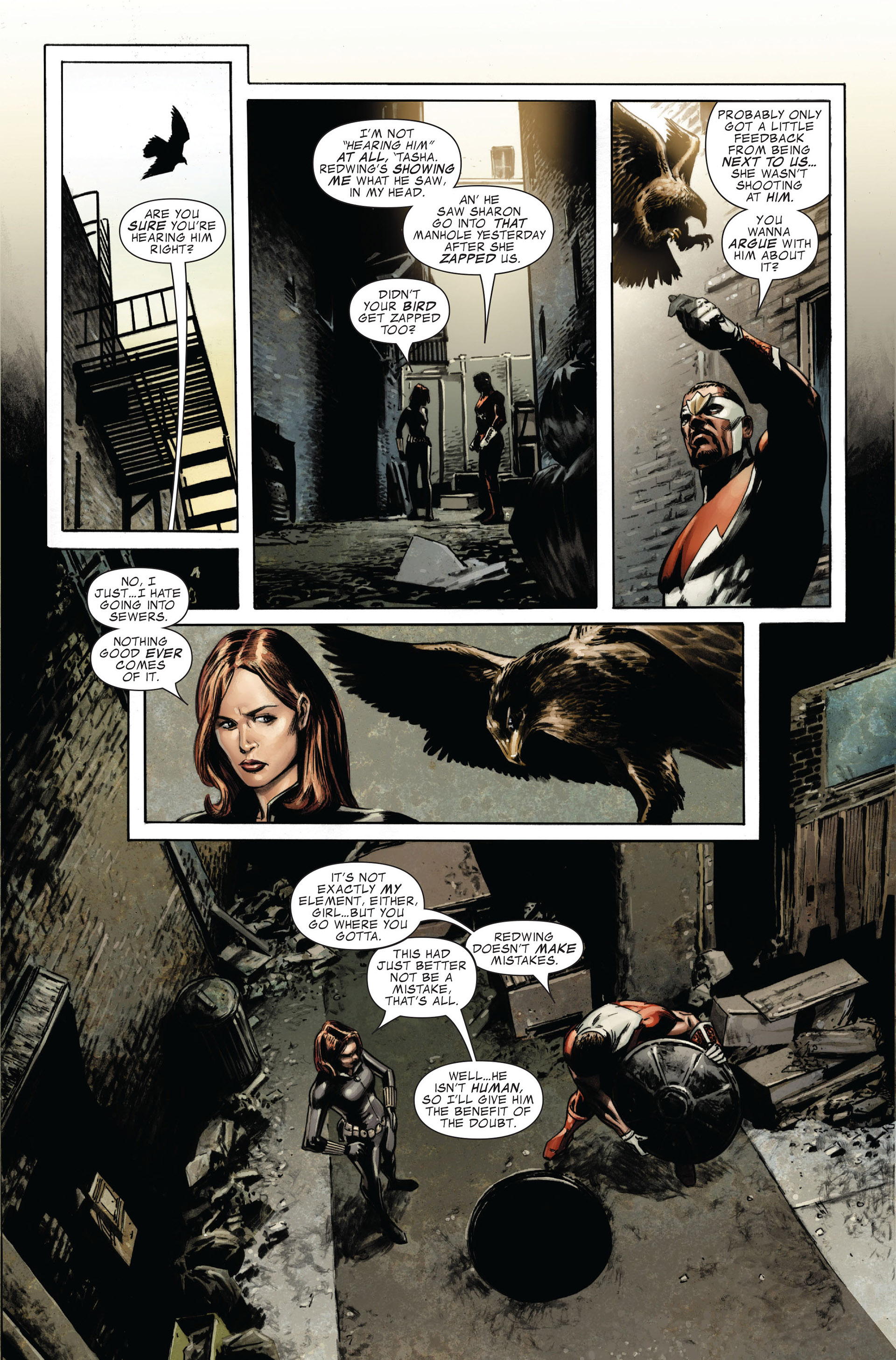 Captain America (2005) Issue #32 #32 - English 6