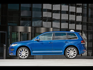 Volkswagen Touareg Pictures