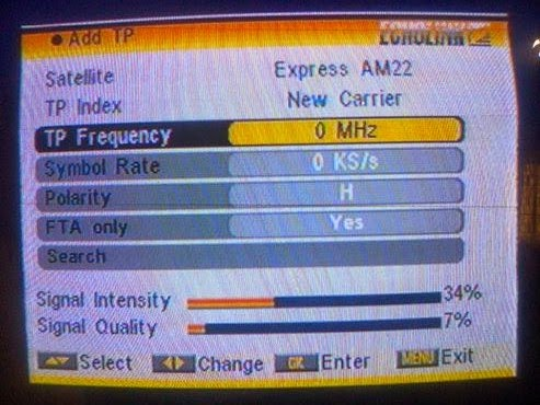 add,frequency,receiver