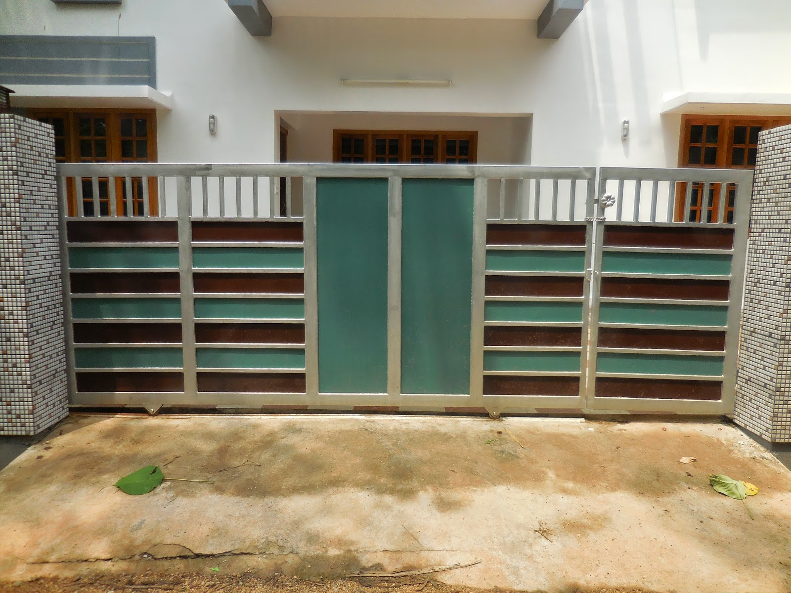 Kerala Gate Designs Kerala House Gates With Different Designs