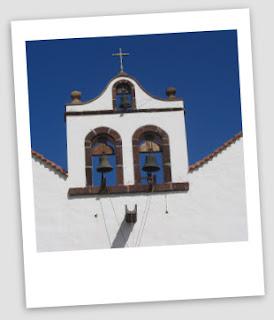 Church at Santo Domingo, Isla de la Palma