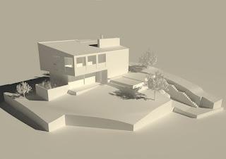 Maquetas  de casas