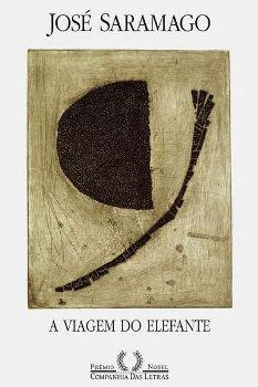 Livro A Viagem do Elefante   José Saramago