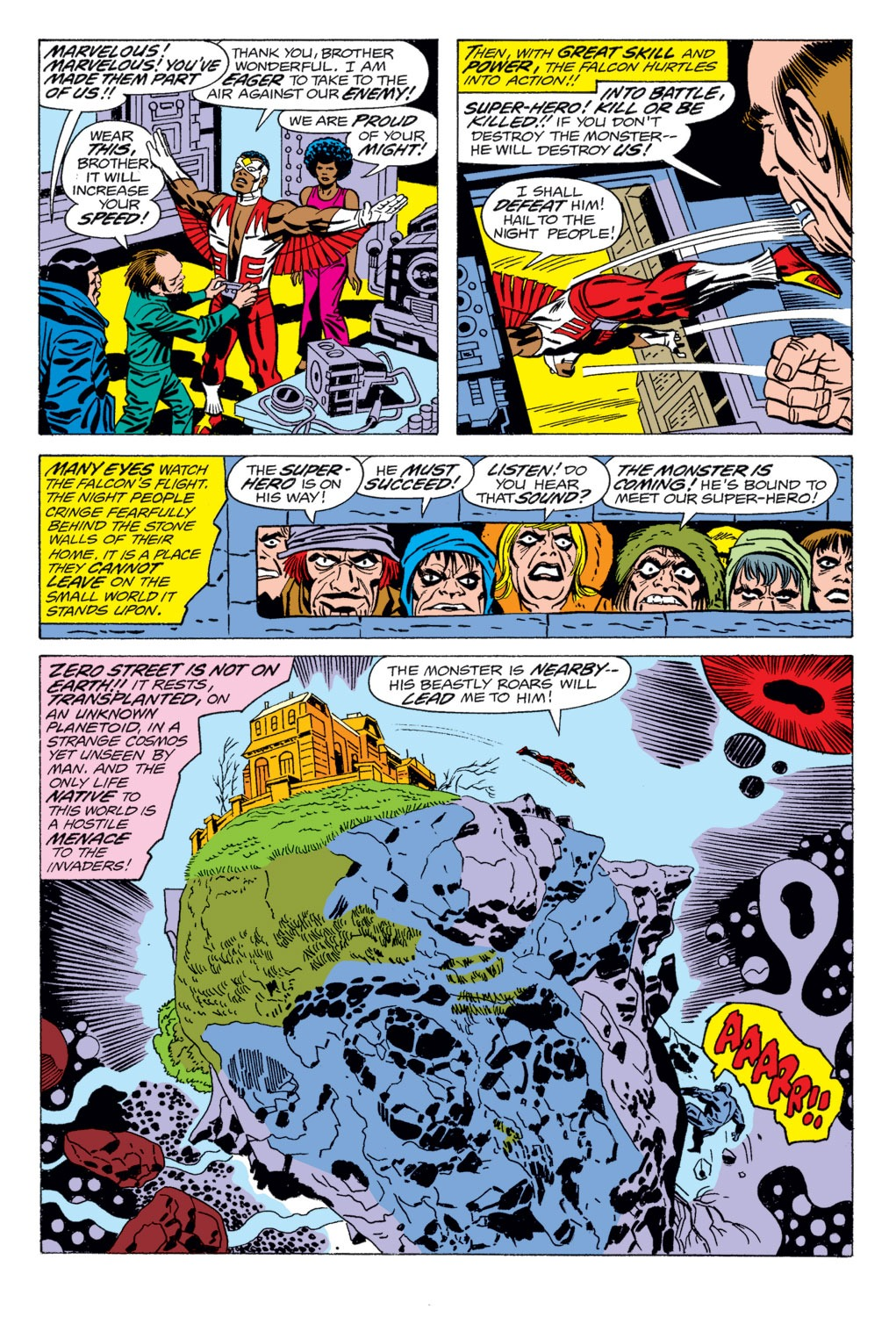 Captain America (1968) Issue #202 #116 - English 6