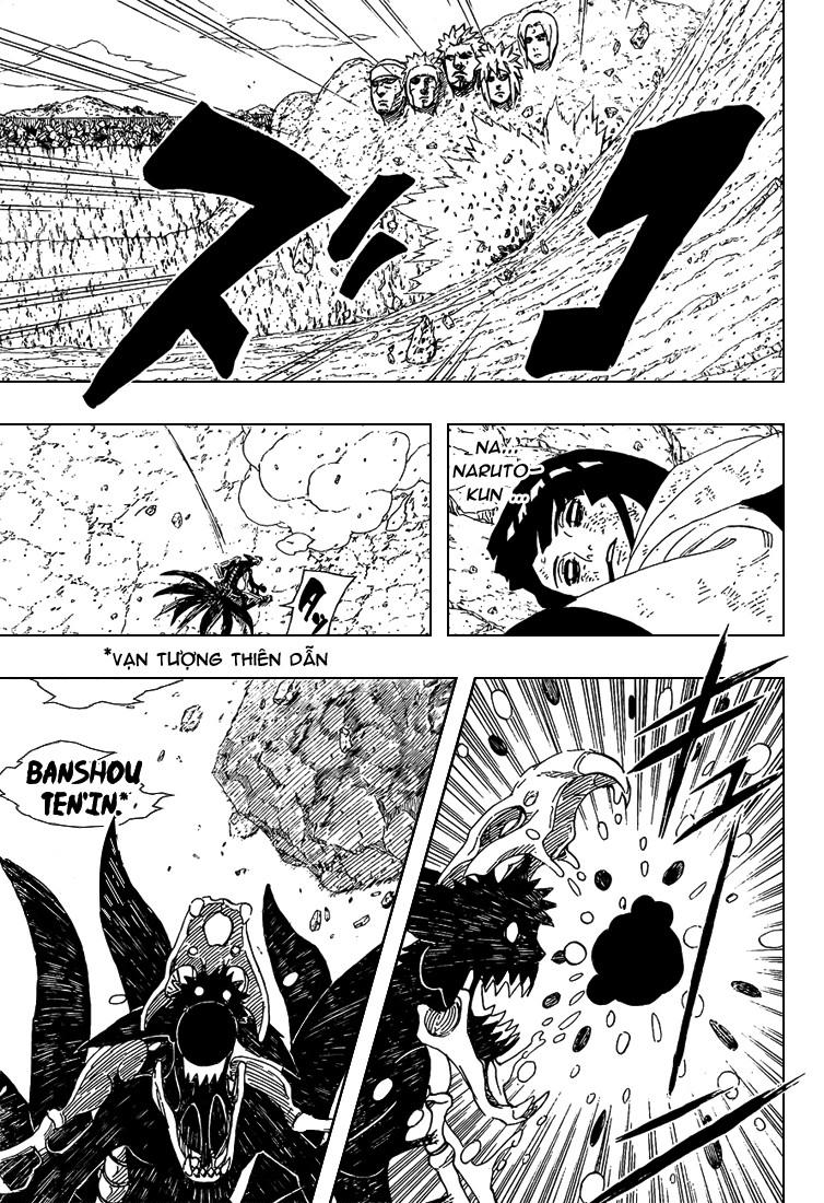 Naruto chap 438 Trang 8 - Mangak.info