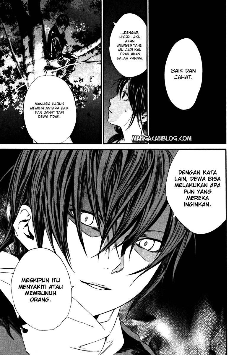 Komik noragami 006 - scary person 7 Indonesia noragami 006 - scary person Terbaru 8|Baca Manga Komik Indonesia|Mangacan