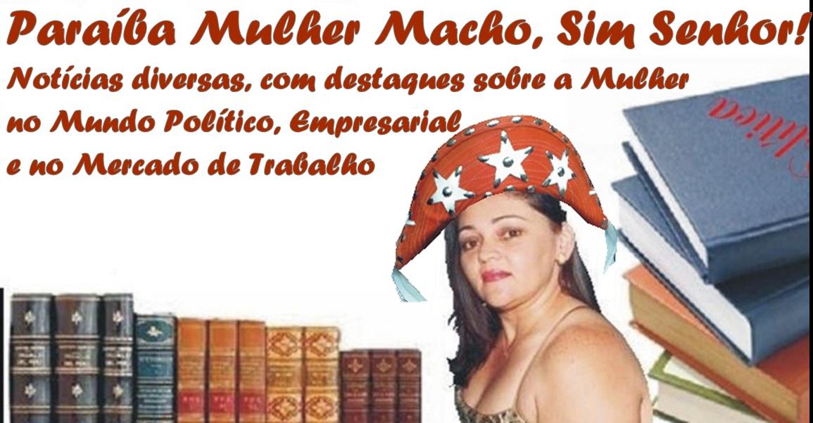 Paraíba Mulher Macho
