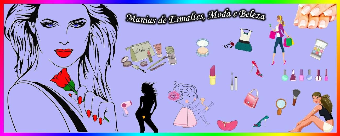 Manias de Esmaltes.