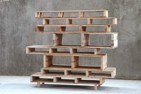 Casas Ecologicas: Ideas para hacer muebles con palets