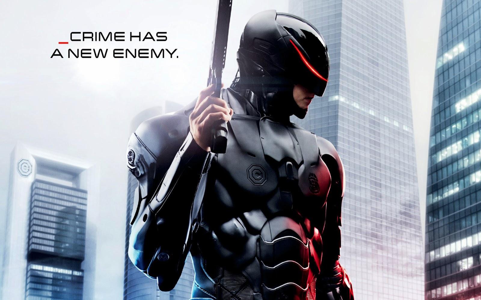 Robocop 2014 remake