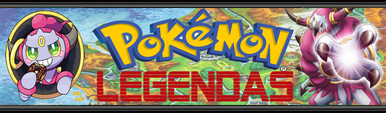Pokémon Legendas
