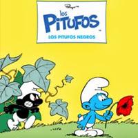 Los Pitufos Negros, de Peyo