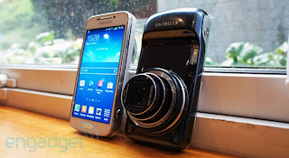 New Samsung Galaxy S4 Zoom, digital camera, zoom, lens, smartphone camera