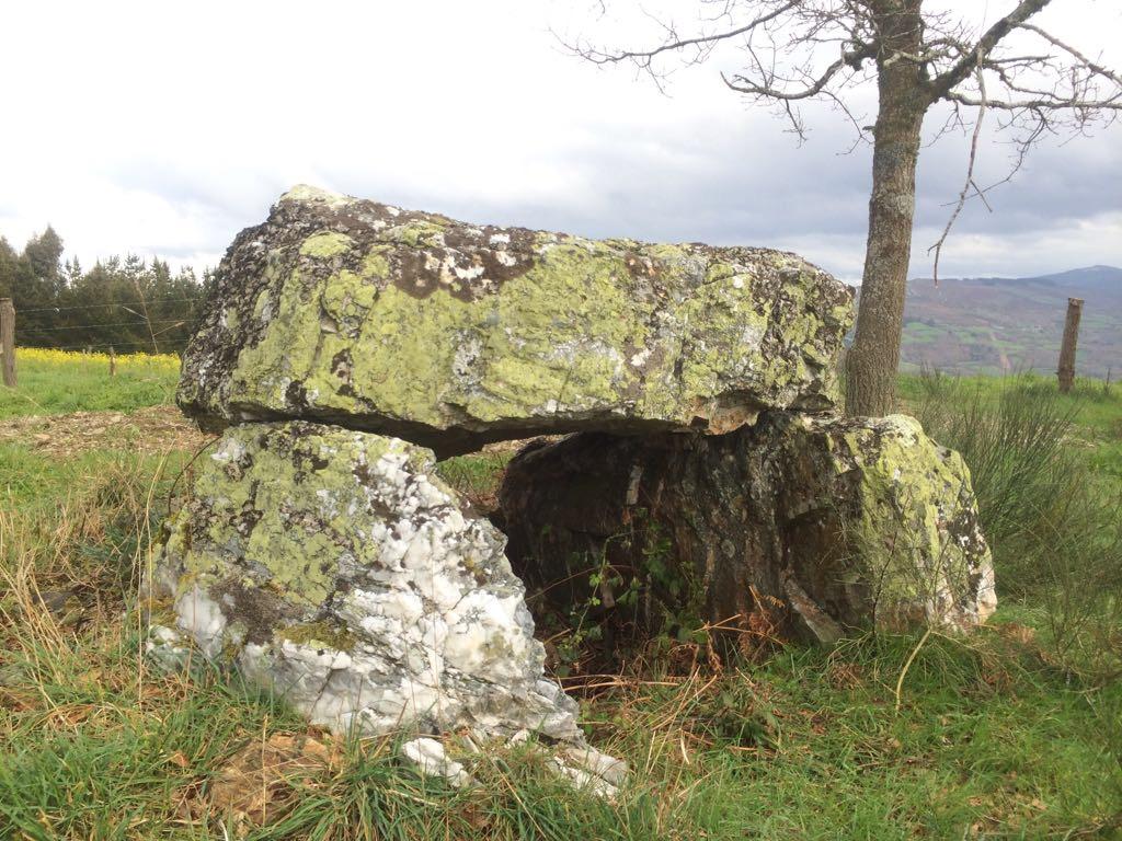 Proxecto Memoria dos Ancares. O dolmen de Vilouta, beleza megalítica en Becerreá