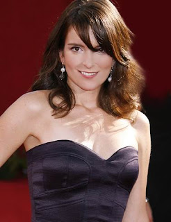 Tina Fey Hairstyles - Female Celebrity Hairstyle Ideas
