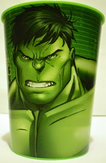 Second picture of Hallmark Hulk party cup