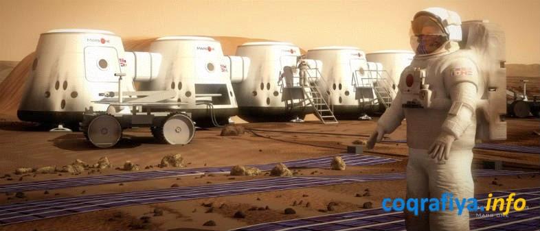 İlk Mars ekspedisiyası