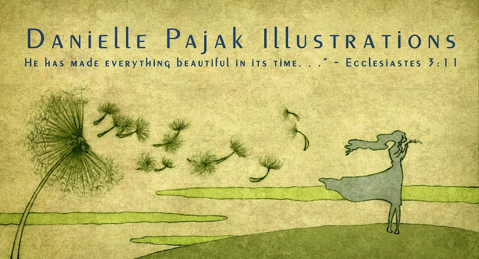 Danielle Pajak Illustrations