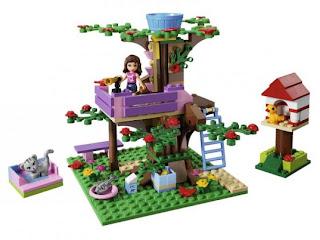 Olivia est scientifique - Ecole lego friends ...