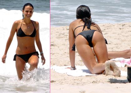 Fast and Furious Girl Jordana Brewster hot images