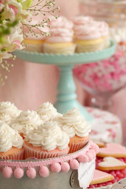 Id et photo d coration mariage id es de d coration pour - Deco pour cupcake ...