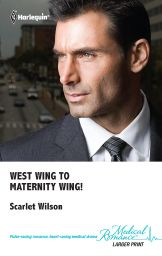 Spotlight & Giveaway: West Wing to Maternity Wing by Scarlet Wilson