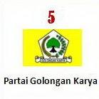 indonesia bangkit Golkar