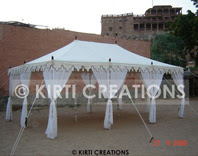 Fabulous Raj Tent