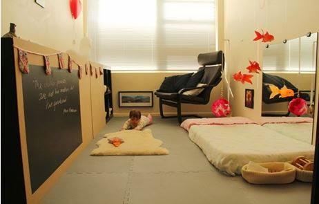 Casa a misura di bimbo montessori in pratica - Ikea letto montessori ...