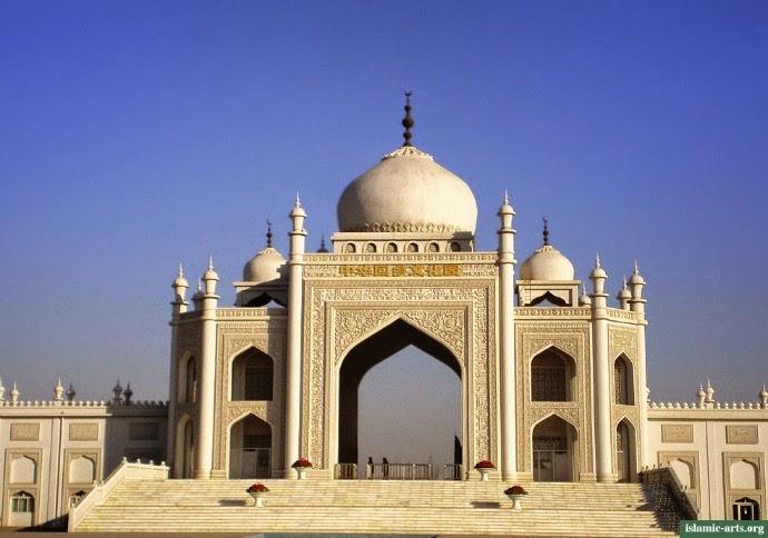 5 Mesjid Megah yang Berdiri di Negara Non-Muslim