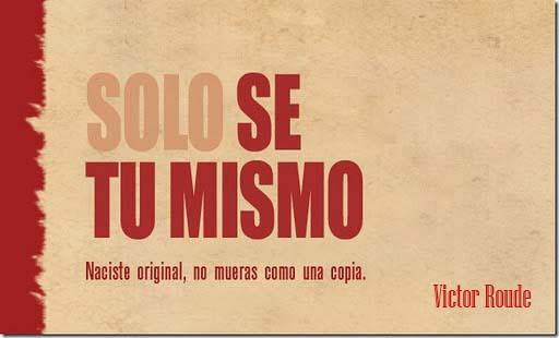 Original o  Copia