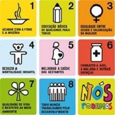 Objetivos de Desenvolvimento do Milénio