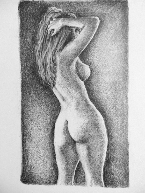 from Jameson pencil drawings of naked women spreading legs