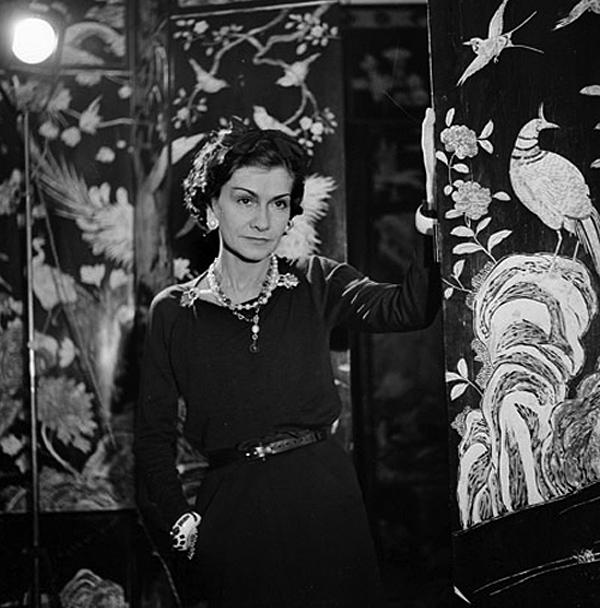 64b7e0b6422 Icon  Mademoiselle Coco Chanel. Gabrielle ...