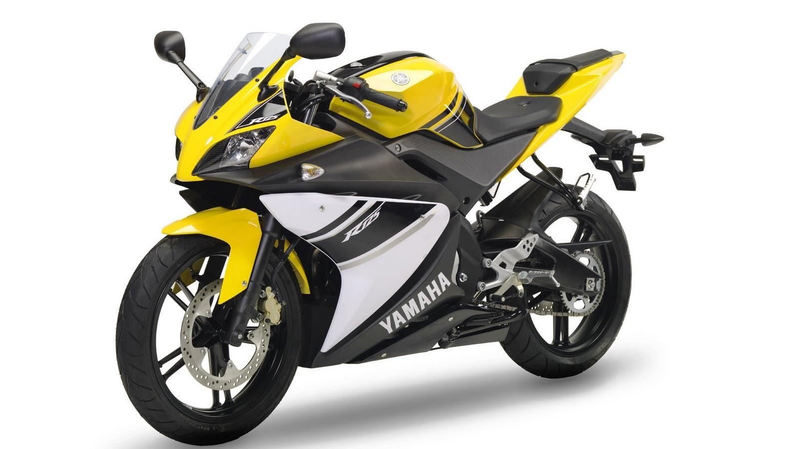 yamaha yzf r125 the bikes gallery. Black Bedroom Furniture Sets. Home Design Ideas