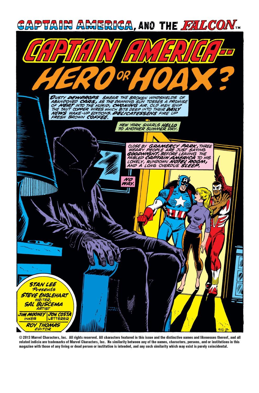 Captain America (1968) Issue #153 #67 - English 2