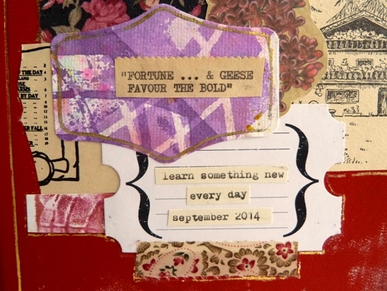 http://www.pinterest.com/notesonpaper/altered-book-adventure-fortune-geese-favour-the-bo/